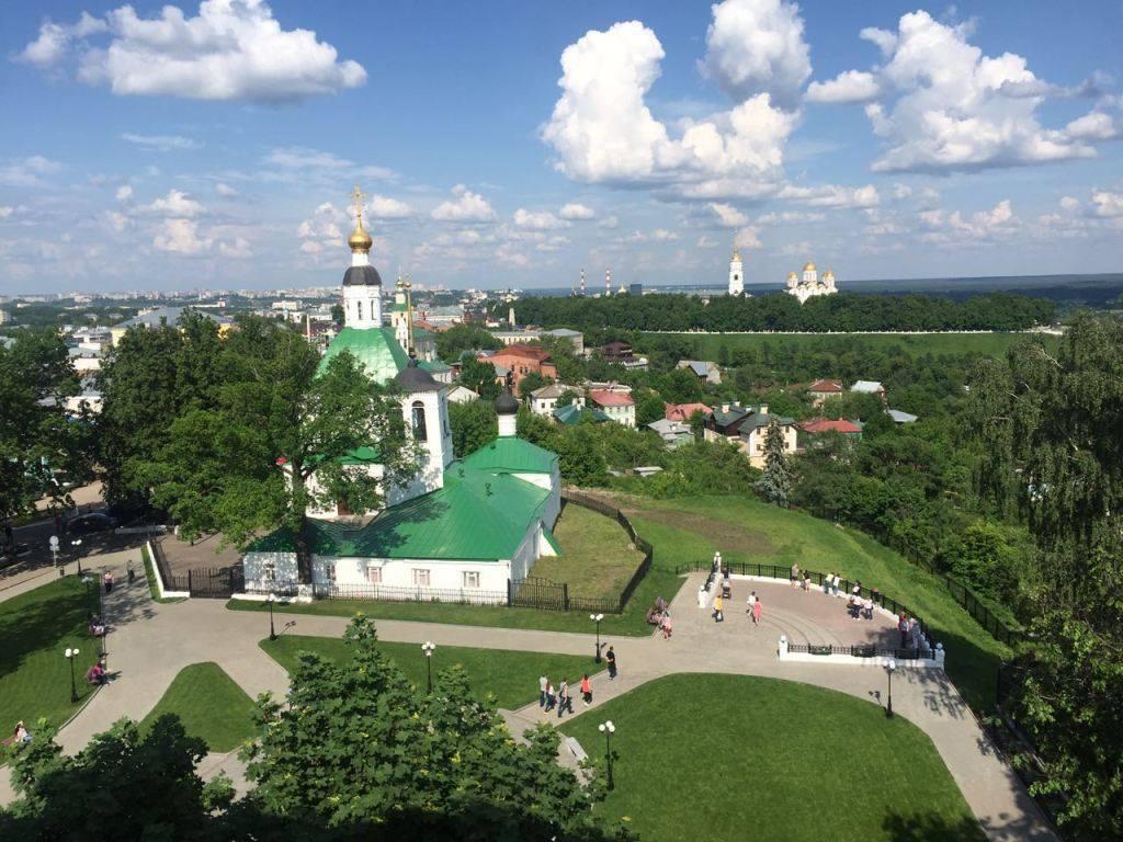 Владимирская область готова к сотрудничеству с Южной Осетией