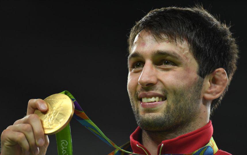 Знаур Гассиев поздравил Дзамболата Тедеева и Сослана Рамонова с блестящей олимпийской победой