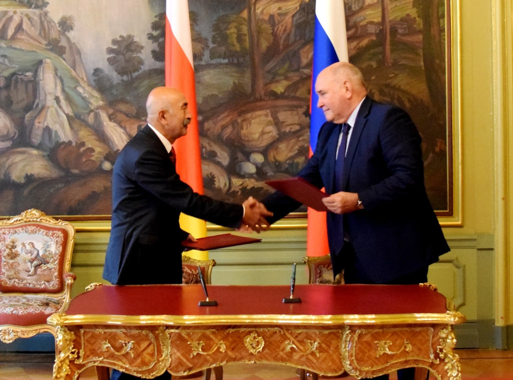 Состоялся обмен грамотами о ратификации Договора между Республикой Южная Осетия и Российской Федерацией о государственной границе