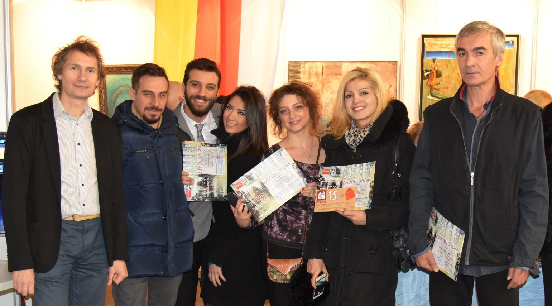 Владимир Гобозов стал победителем Международной выставки современного искусства