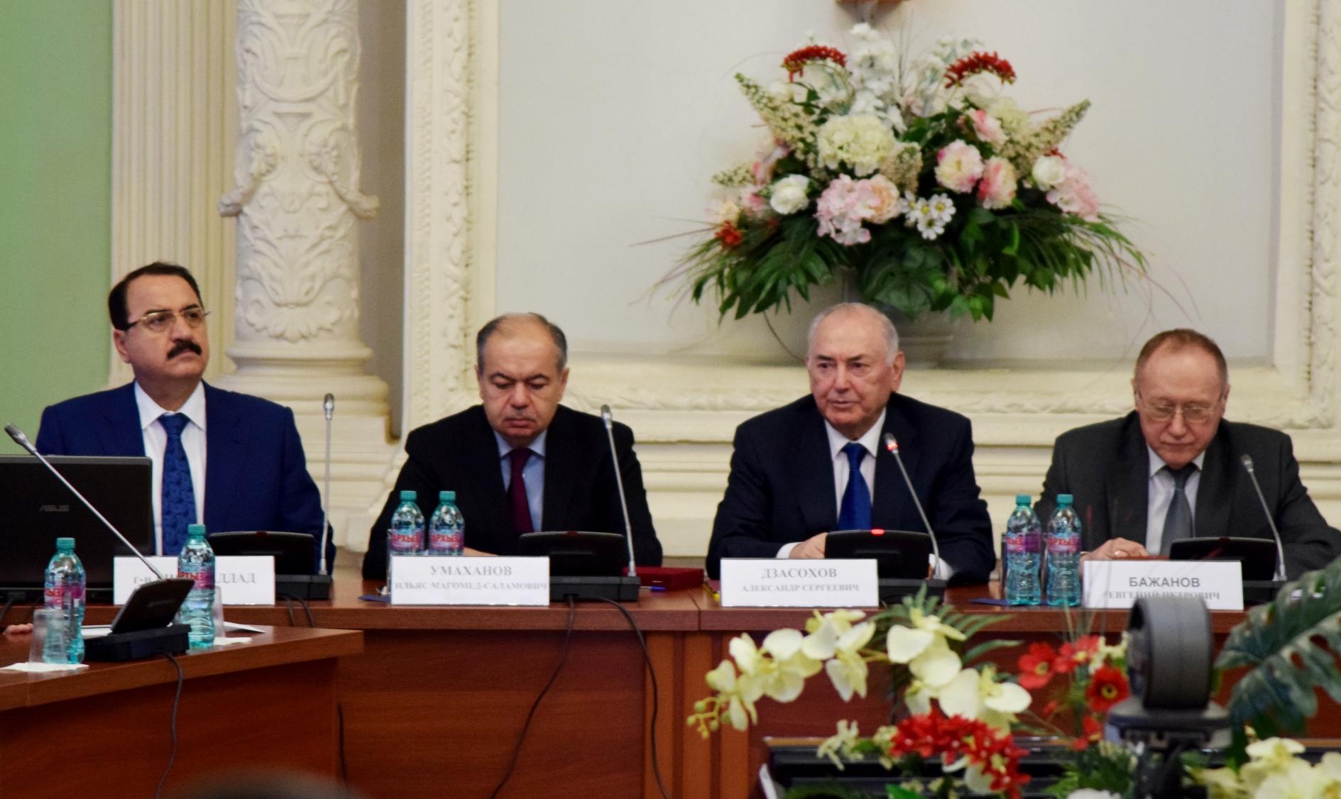 В Дипломатической академии состоялся Круглый стол, посвященный Сирии