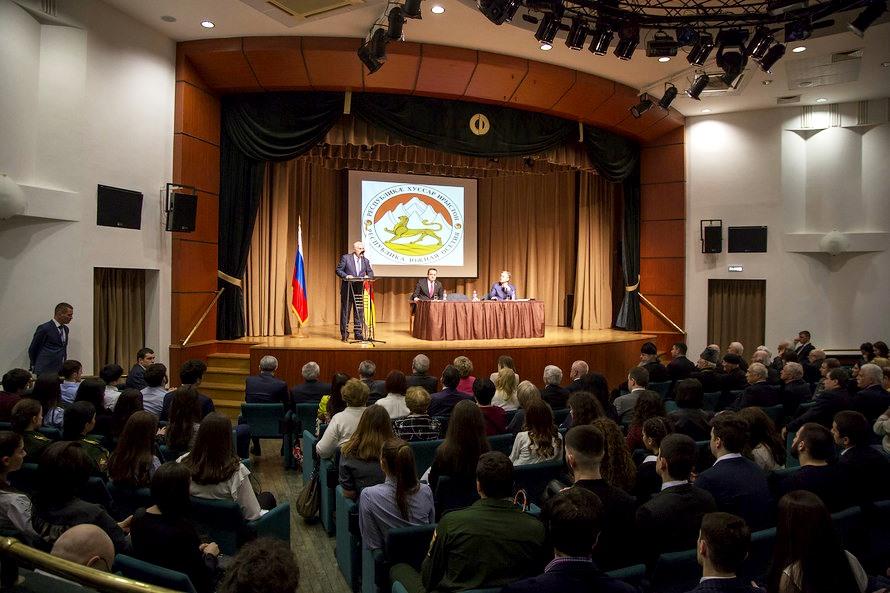 Встреча Леонида Тибилова с представителями осетинской диаспоры в Москве: «Я сделаю все возможное для счастья и благополучия народа»