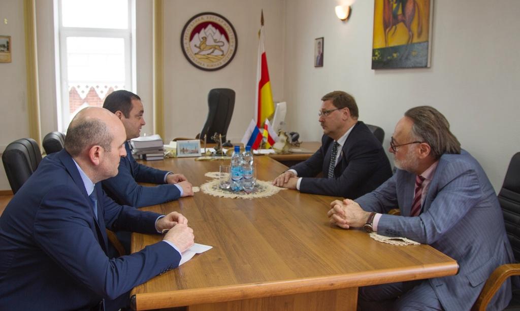 В Совете Федерации состоятся дни Парламента Республики Южная Осетия