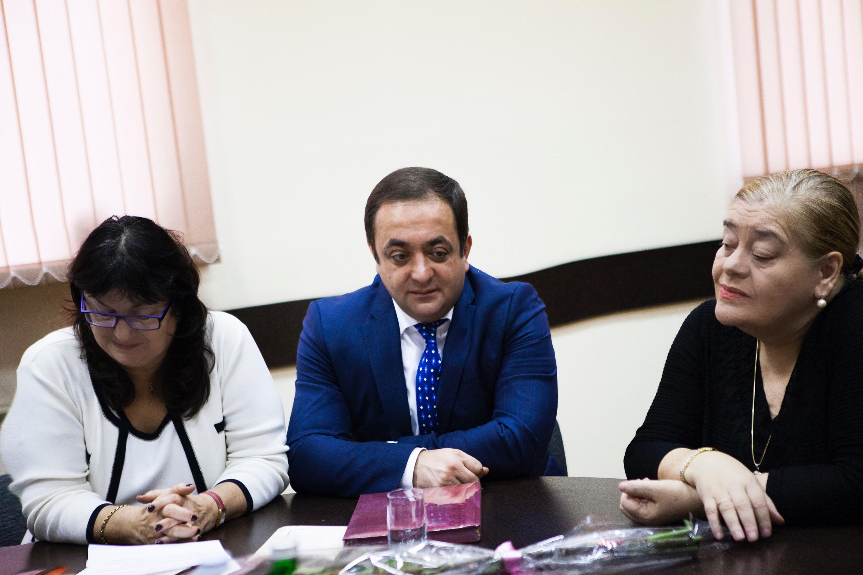 Знаур Гассиев принял участие в культурном проекте «Дни Бориса Галати»