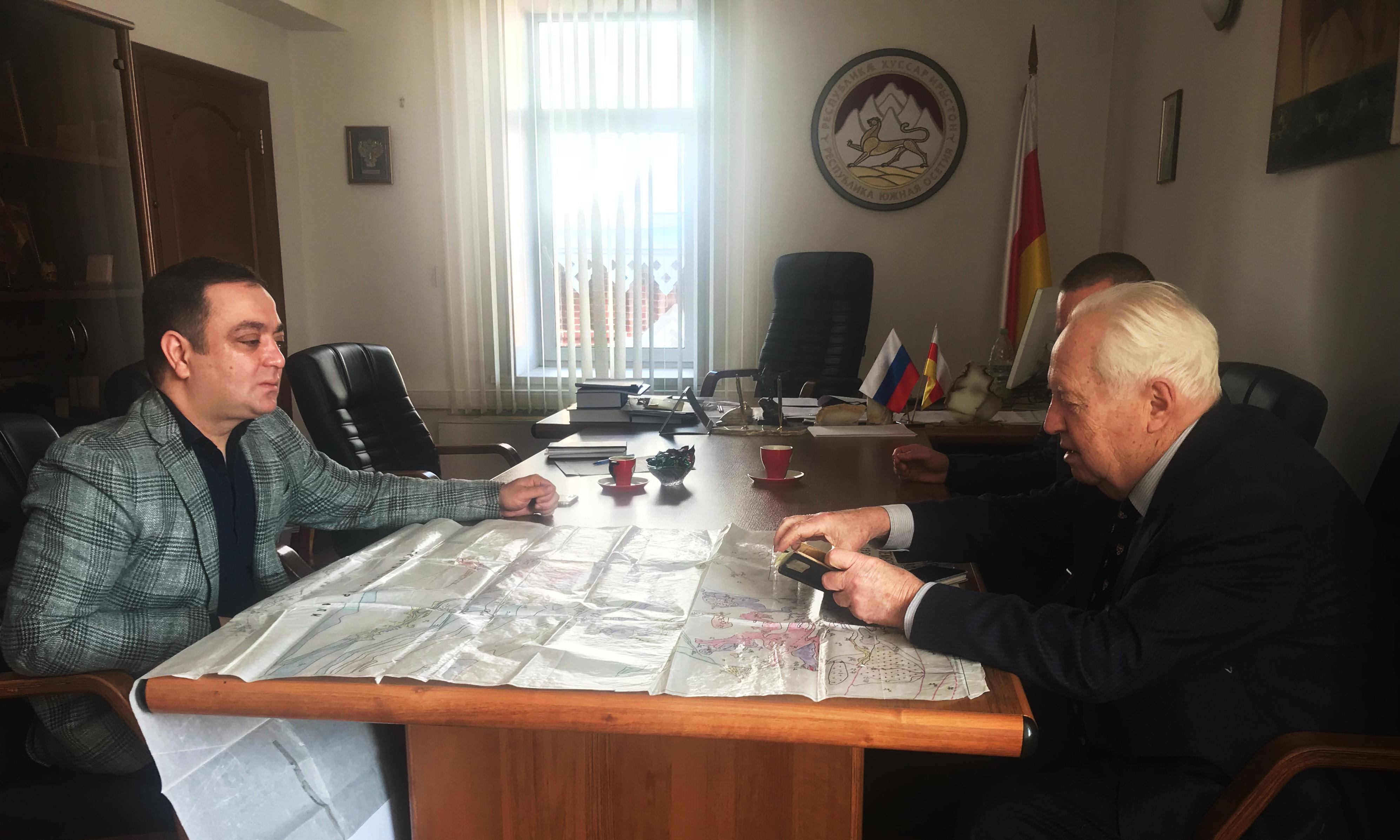 Профессор Короновский: Южная Осетия — частица сердца моего
