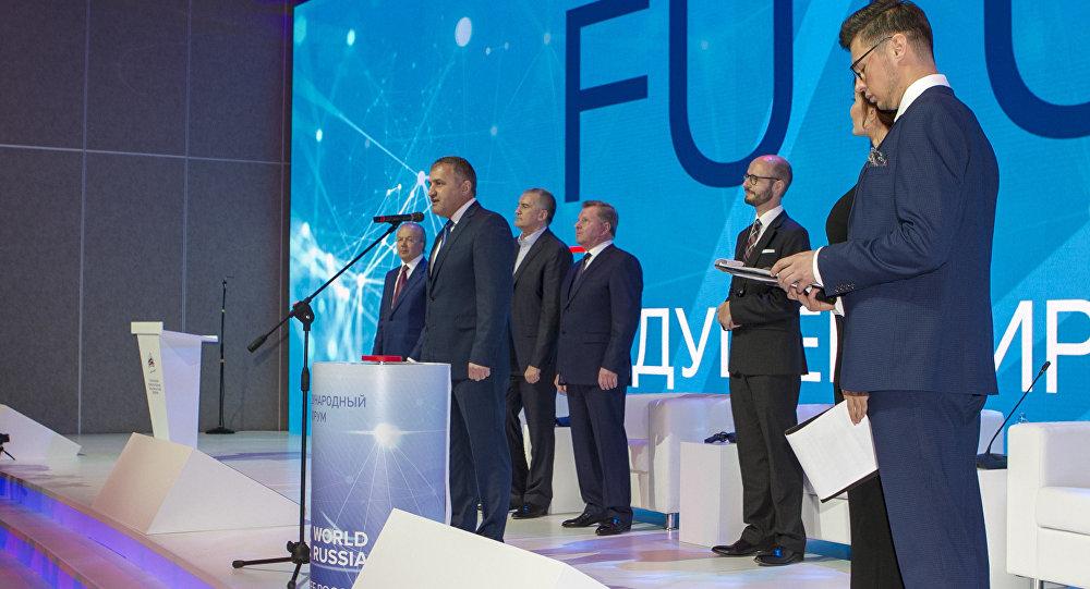 Анатолий Бибилов: Каждый из нас хочет хорошего будущего для наших стран