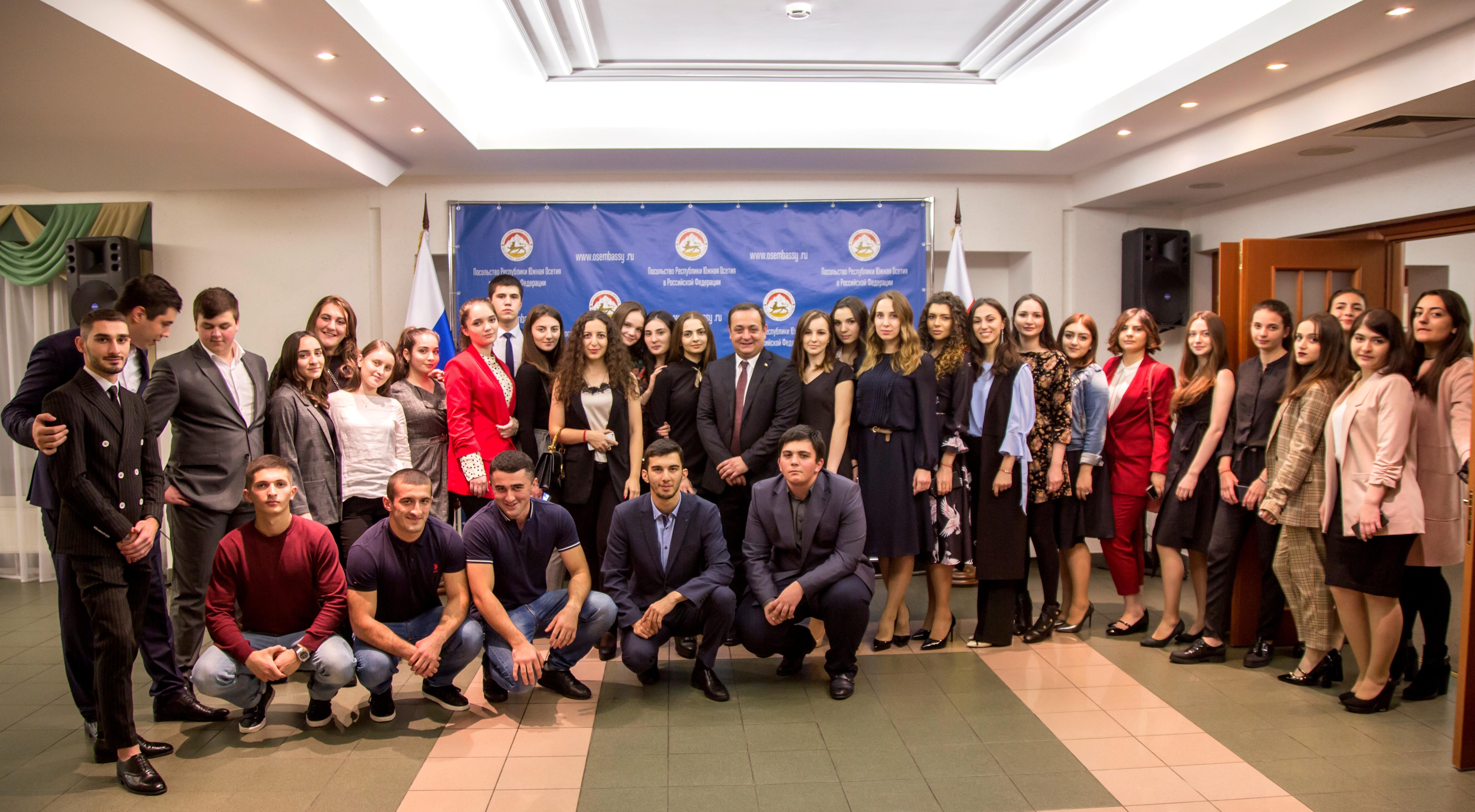 В Москве состоялся прием по случаю 28-й годовщины со Дня провозглашения Республики