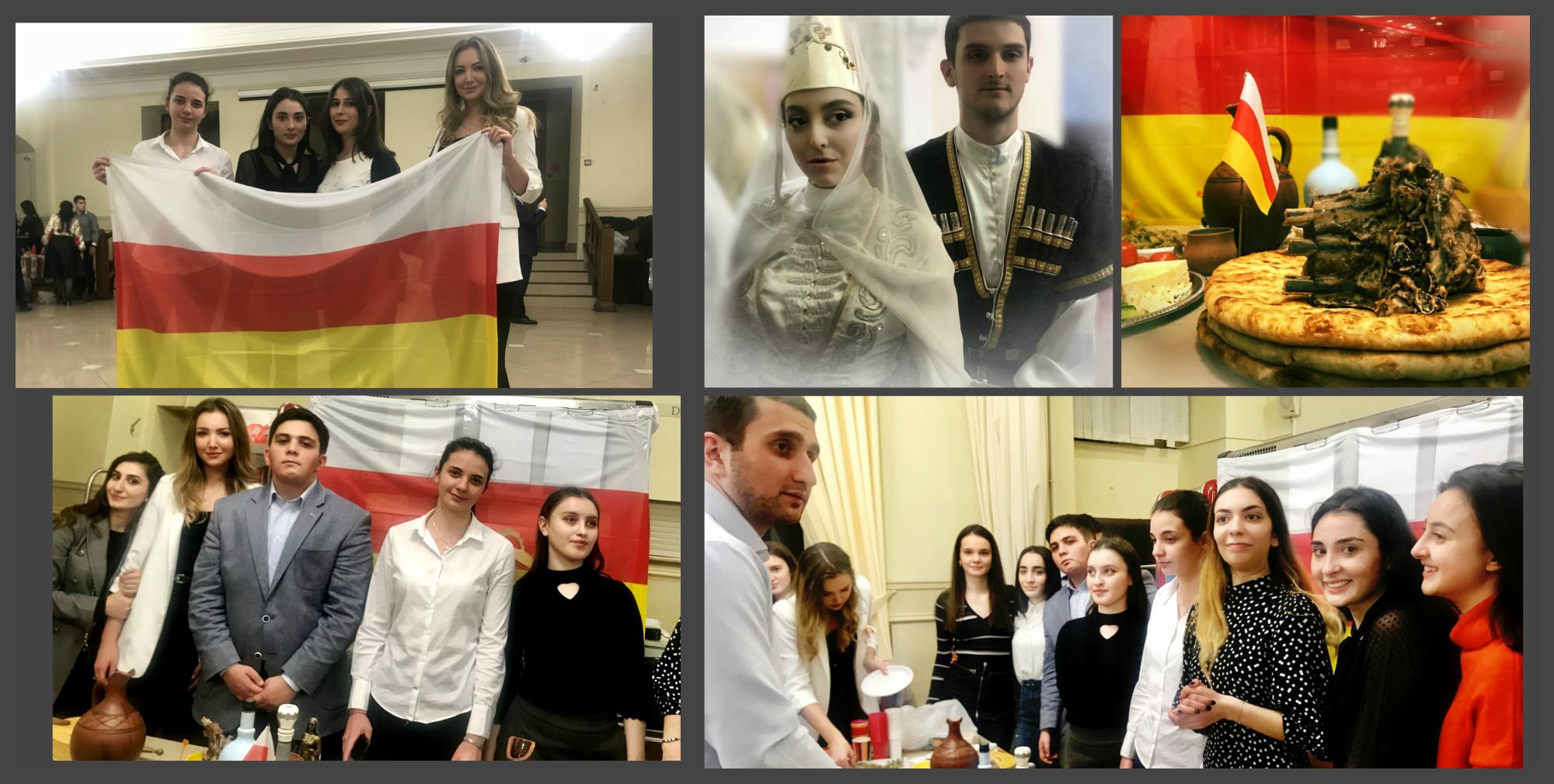 В Дипломатической академии состоялся ежегодный вечер дружбы
