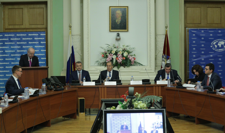 Анатолий Бибилов принял участие в работе конференции, посвященной памяти Виталия Чуркина