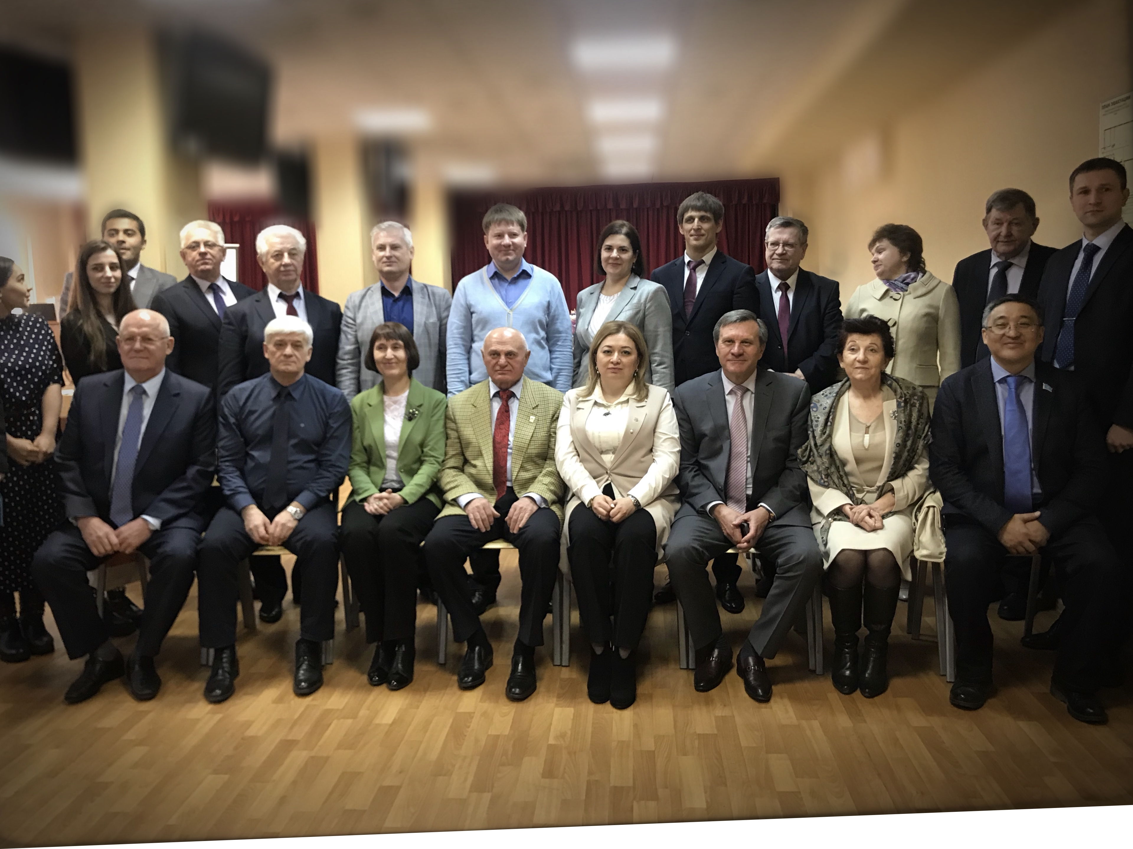 Олеся Кочиева приняла участие в работе VI Московского юридического форума