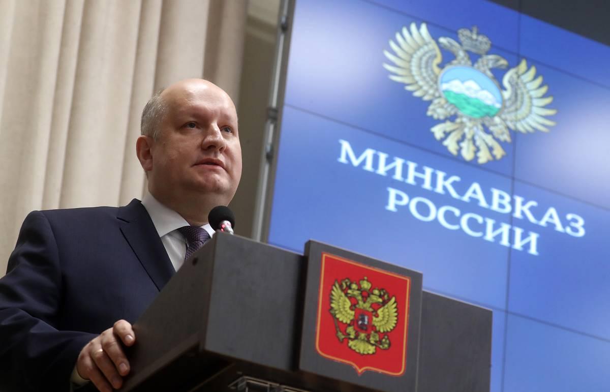 Знаур Гассиев поздравил Сергея Чеботарева