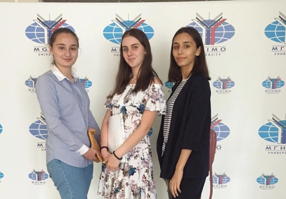 Благодаря ходатайству Анатолия Бибилова  молодежь РЮО продолжит обучение в МГИМО