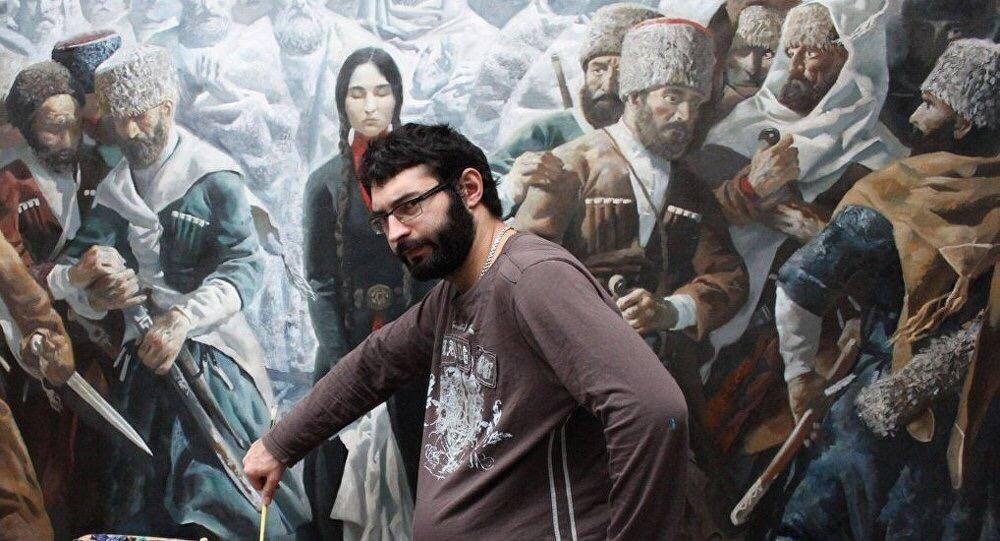 При содействии Анатолия Бибилова в Москве откроется выставка Вадима Каджаева