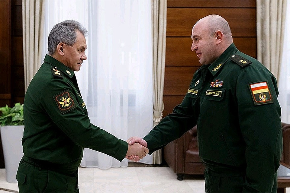 Делегации Министерства обороны РЮО принимает участие в военно-техническом форуме в Москве