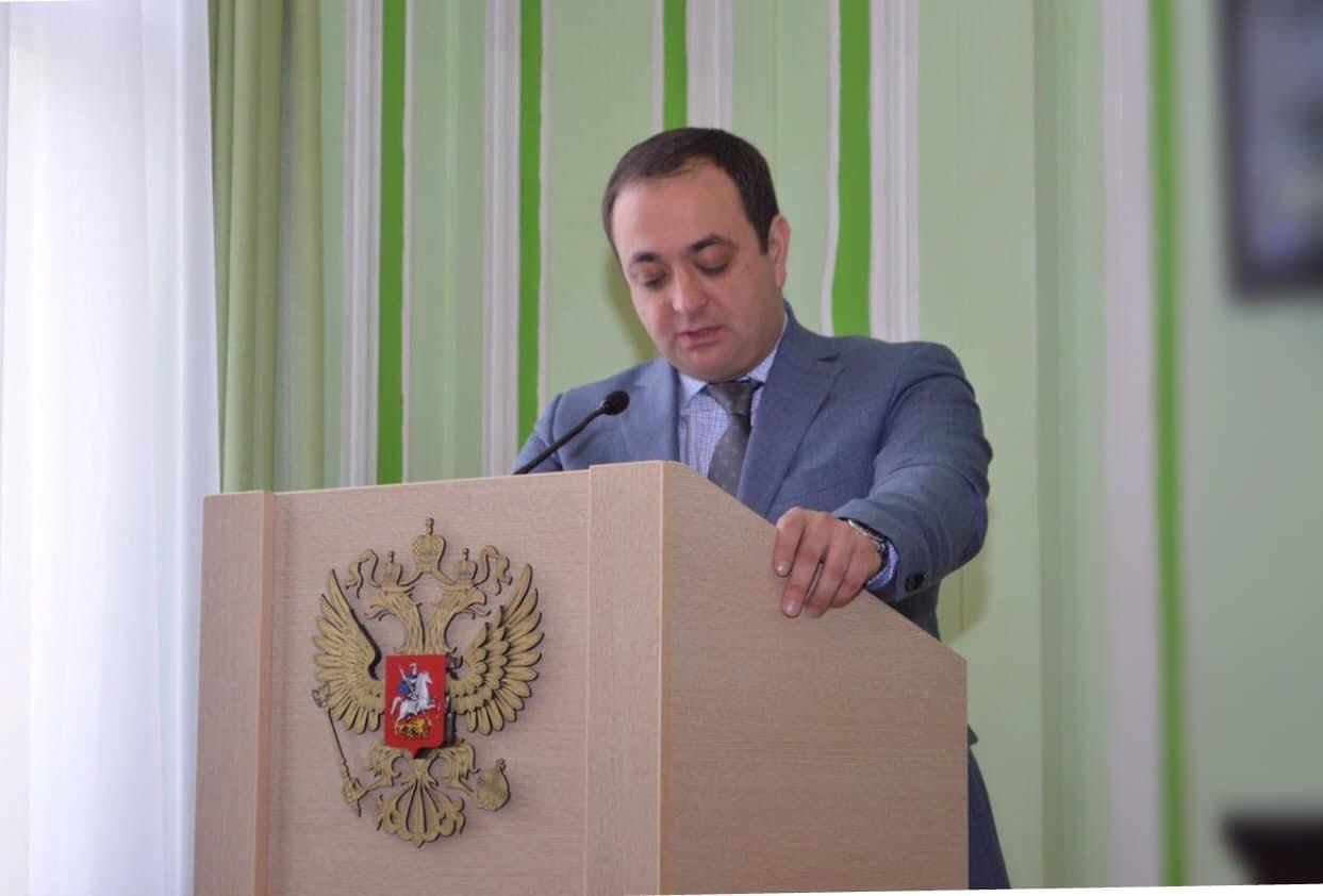 Обращение Знаура Гассиева в связи с Днем памяти жертв грузинской агрессии против Южной Осетии