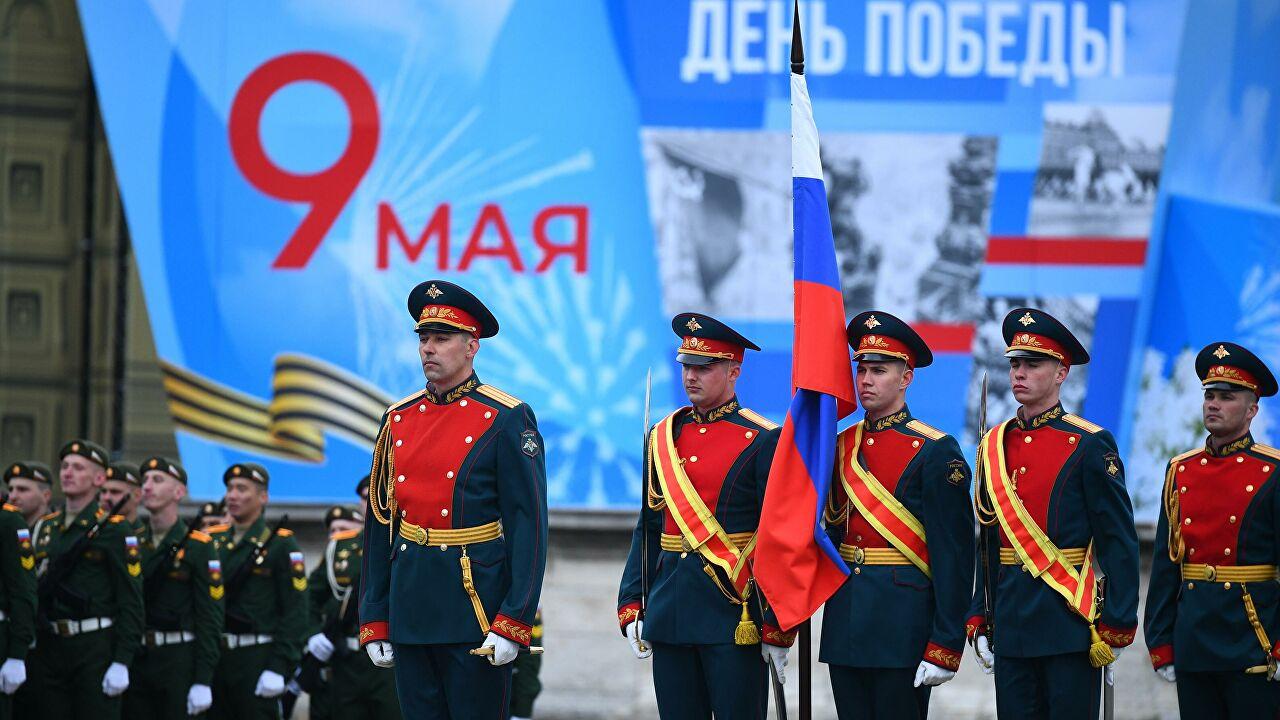 Посол Южной Осетии принял участие в Военном параде на Красной площади